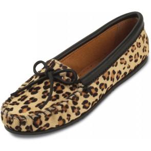Minnetonka - Full Leopard Moc (Womens)
