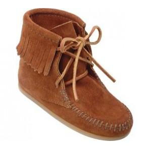 Minnetonka - Children's Ankle Hi Tramper Boots